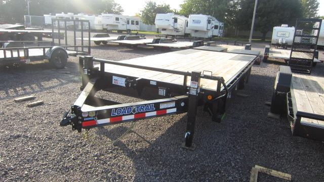 "2021 Load Trail 102""X 24' Deckover Trailer"