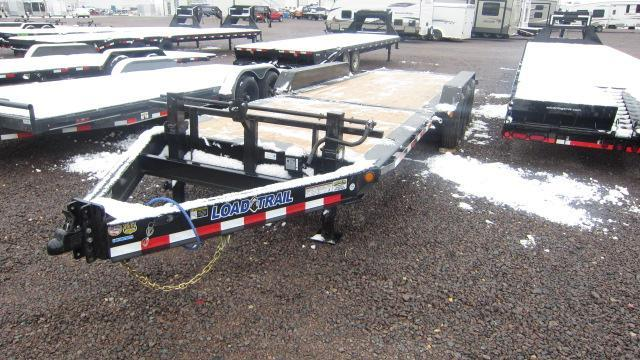 "2021 Load Trail 83""X24' TILT Trailer"
