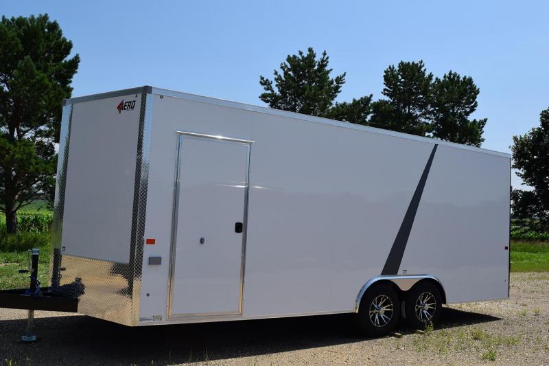 2022 AERO SnoBear 8.5x20 V Enclosed Cargo Trailer