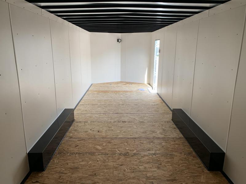 2022 AERO 8.5X28 V Enclosed Cargo Trailer