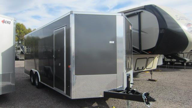 2021 AERO 8.5X20 V Enclosed Cargo Trailer