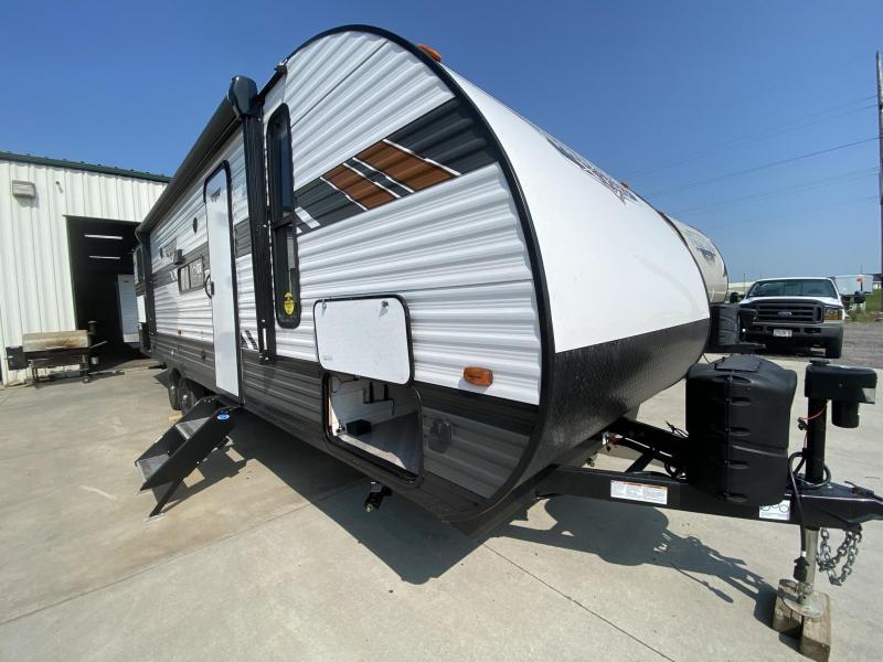 2021 Forest River Wildwood X-Lite 282QBXL Travel Trailer RV