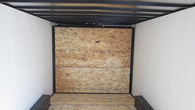 2021 AERO 8.5X16 V Enclosed Cargo Trailer
