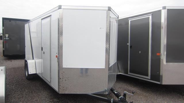 2022 AERO 6X14 V Enclosed Cargo Trailer