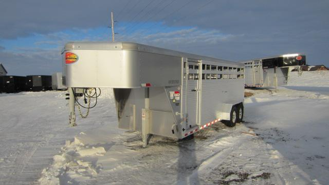 2021 Sundowner Trailers 20' Rancher Express