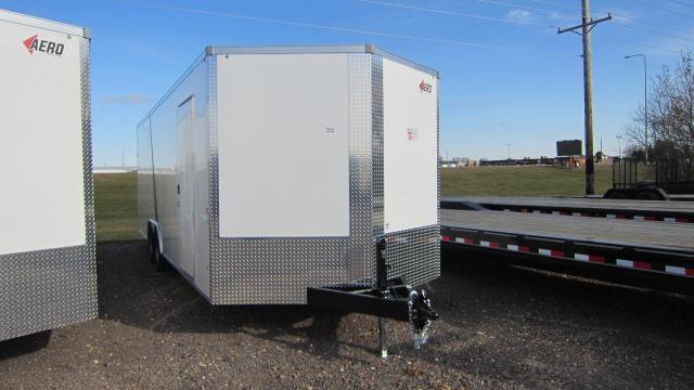 2021 AERO 8.5X24 V Enclosed Cargo Trailer