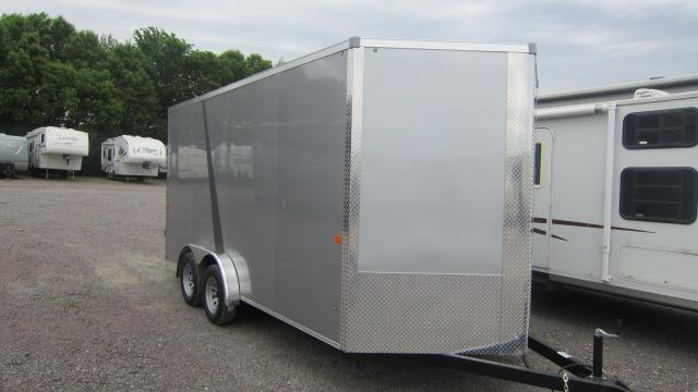 2020 AERO 7.5X16 UTV Enclosed Cargo Trailer
