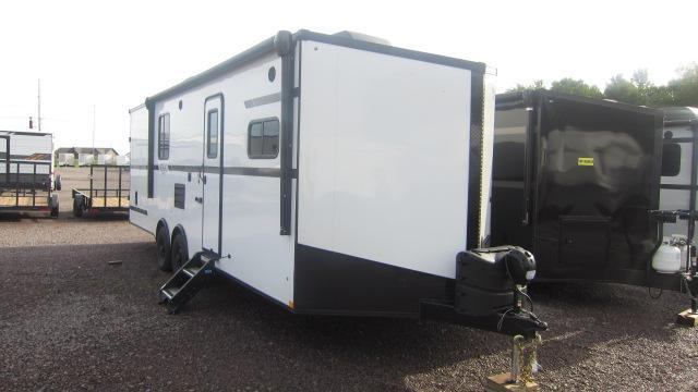 2021 Stealth Trailers Nomad 26 QB Toy Hauler RV