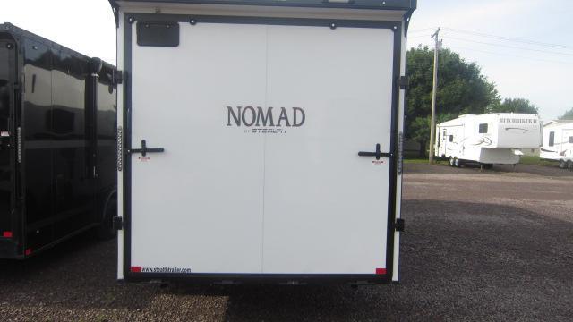 2021 Stealth Trailers Nomad 26 QB Toy Hauler RV