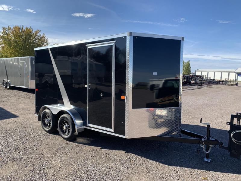 2022 AERO 7X12 V Enclosed Cargo Trailer