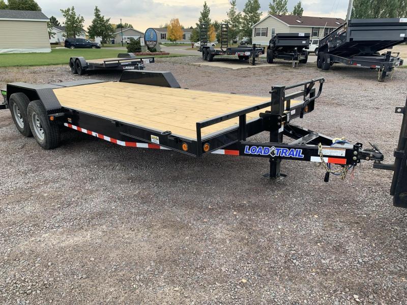 "2022 Load Trail 83""X20' Equipment Trailer"