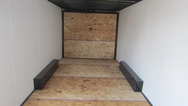 2021 AERO 8.5X20 V Enclosed Cargo Trailer