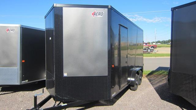 2020 AERO 7.5 X 16 UTV Enclosed Cargo Trailer