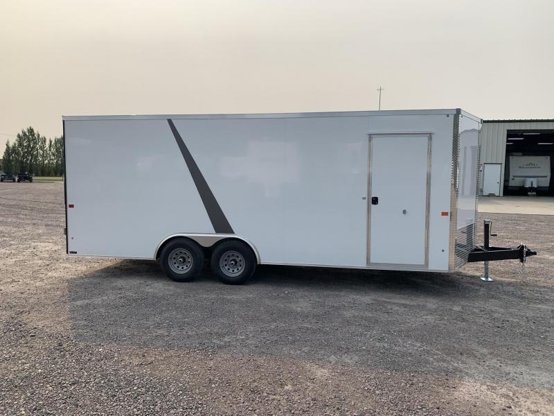 2022 AERO 8.5X20 V Enclosed Cargo Trailer
