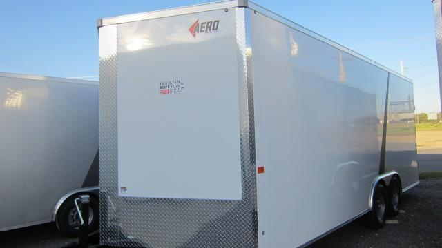 2020 AERO 8.5 X 20 V Enclosed Cargo Trailer