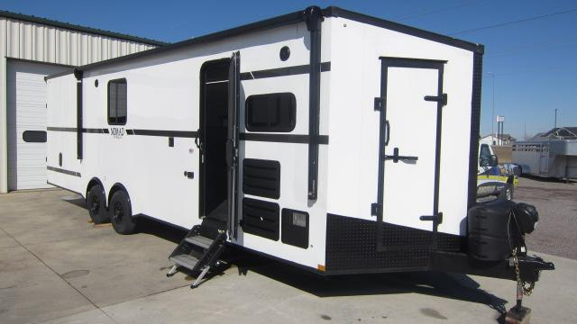 2022 Stealth Trailers Nomad 28 FK Toy Hauler RV