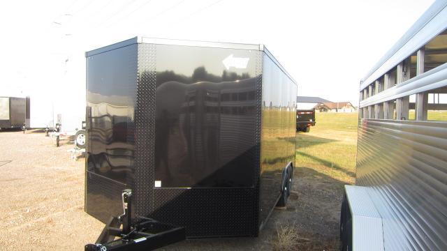 2021 AERO 8.5X16 V Enclosed Cargo Trailer