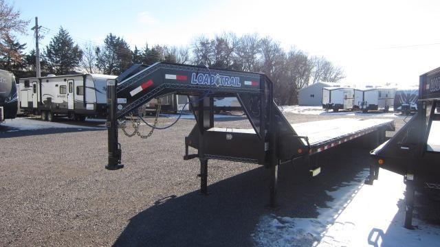 "2021 Load Trail 102"" X 40' Low-Pro Flatbed Trailer"