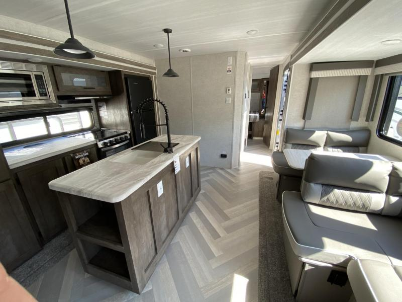 2021 Forest River Wildwood 27 RE Travel Trailer RV