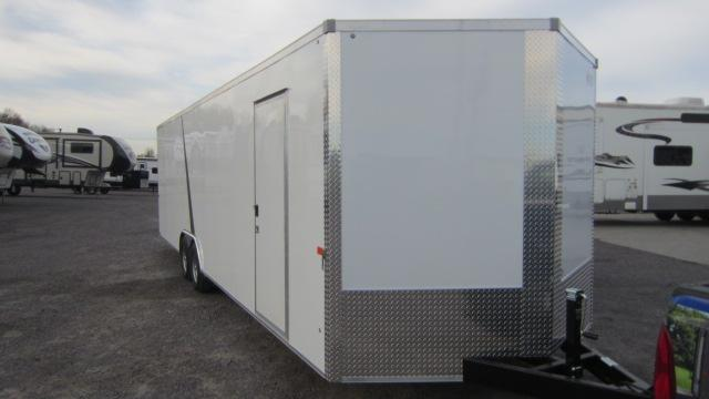 2020 AERO 8.5X28 V Enclosed Cargo Trailer
