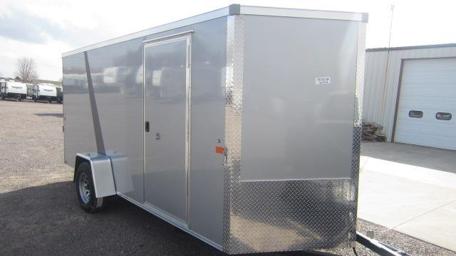 2021 AERO 6X14 V Enclosed Cargo Trailer