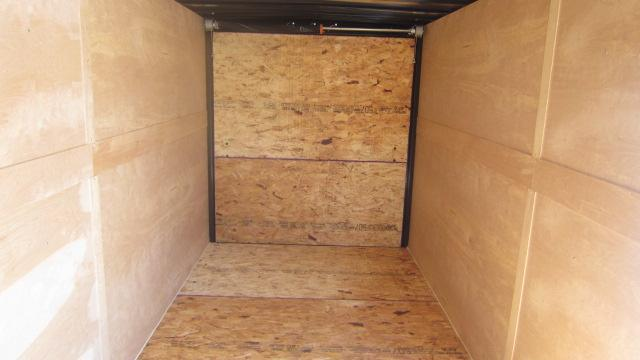 2021 AERO 7X16 UTV Enclosed Cargo Trailer