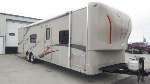 2013 Work & Play By Forest River 30 WR Toy Hauler RV