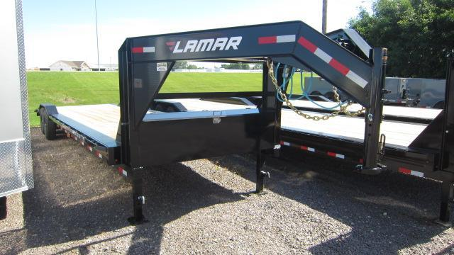 "2020 Lamar Trailers 102""X32' HD Equipment Trailer 14K"