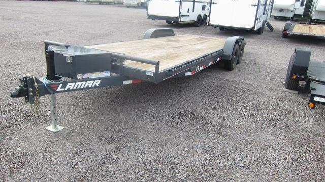 "2020 Lamar Trailers 83"" X 22' Classic Car Trailer"