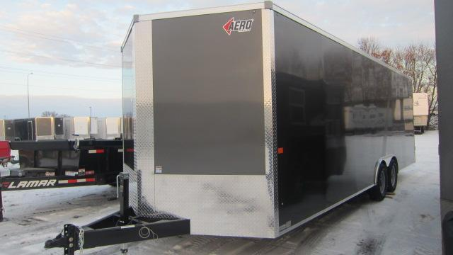 2020 AERO 8.5X24 Enclosed Cargo Trailer