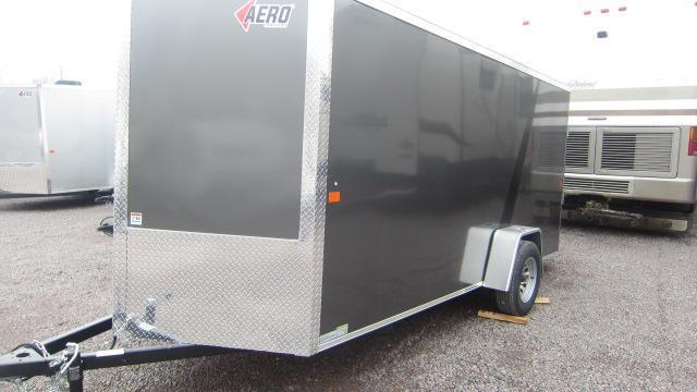 2021 AERO 6X14 V Enclosed Cargo Trailer
