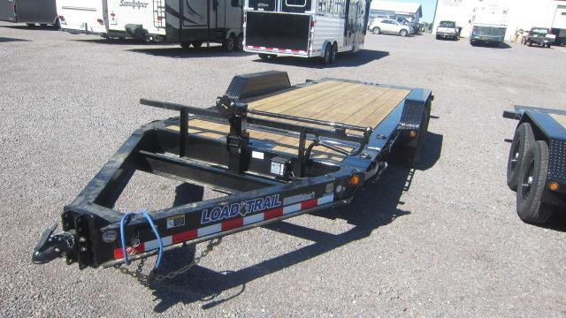 "2021 Load Trail 83"" X 18' Tilt Trailer"