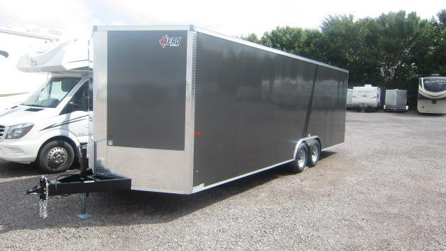 2022 AERO 8.5X24 V Enclosed Cargo Trailer