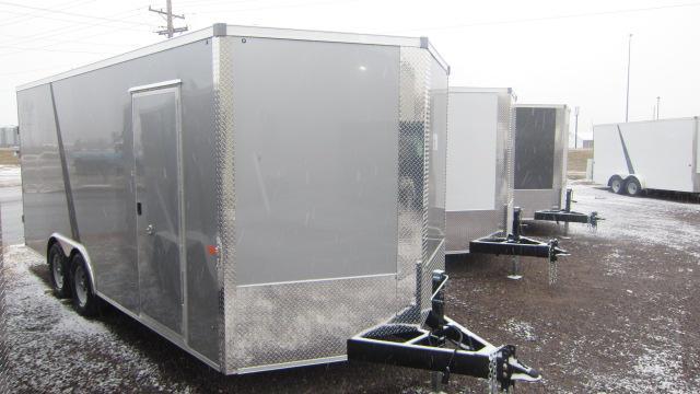 2021 AERO 8.5X18 V Enclosed Cargo Trailer