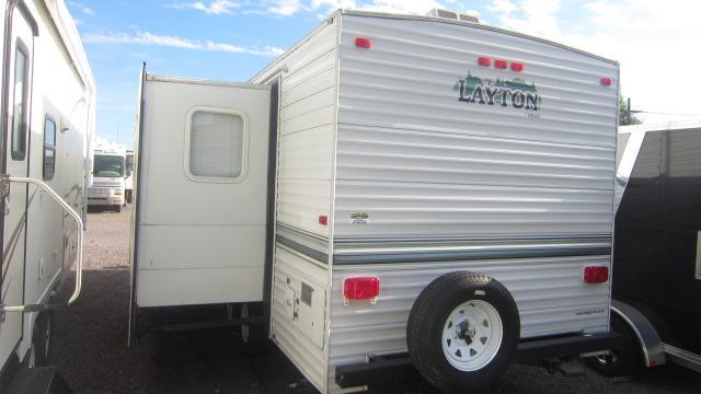 2000 Layton 2680 Travel Trailer RV