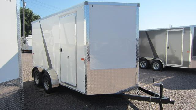 2021 AERO 7X12 V Enclosed Cargo Trailer