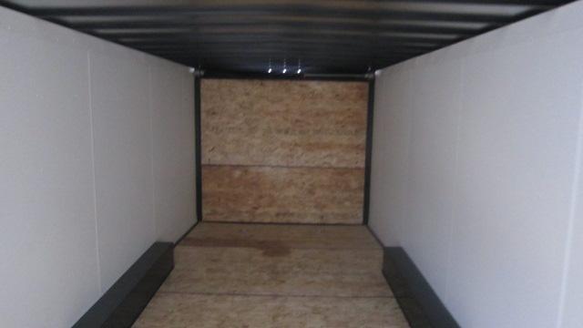 2021 AERO 8.5X22 V Enclosed Cargo Trailer