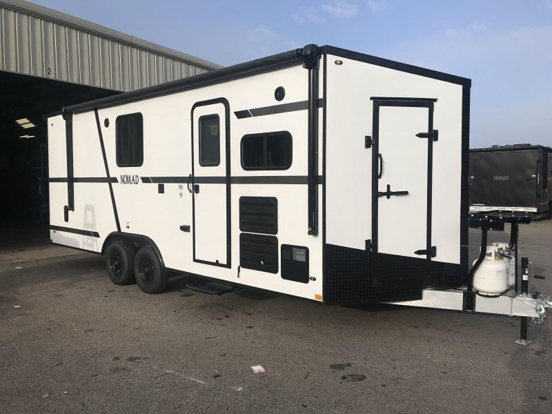 2021 Stealth Trailers Nomad Toy Hauler RV