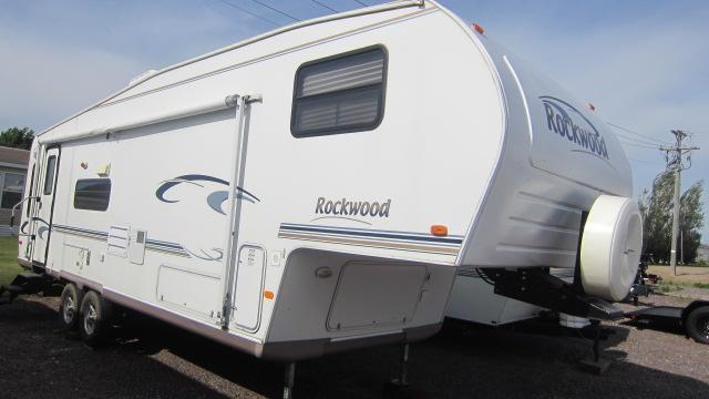 2004 Rockwood 8285SS Fifth Wheel Campers RV