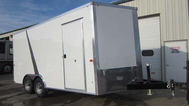 2022 AERO 8.5X16 V Enclosed Cargo Trailer