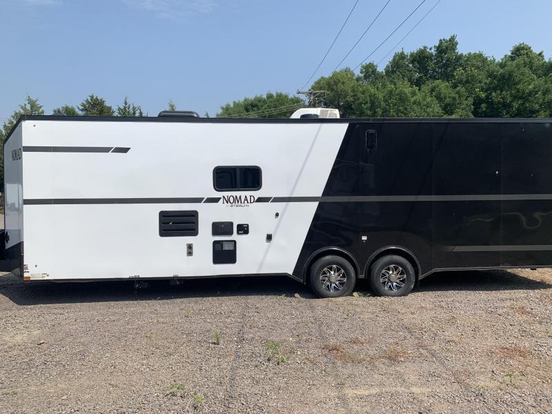 2021 Stealth Trailers Nomad 30 DB Toy Hauler RV