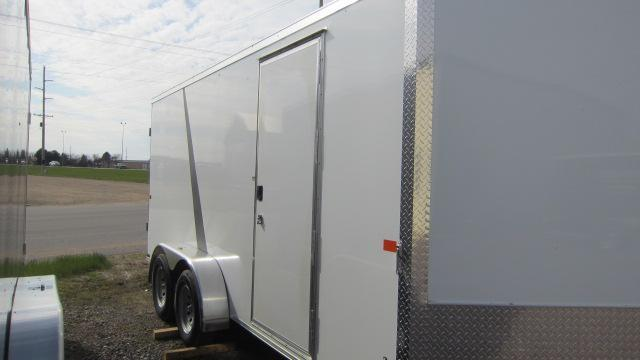 2021 AERO 7X16 V Enclosed Cargo Trailer