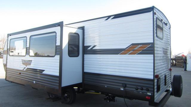 2021 Forest River Wildwood 26 DBUD Travel Trailer RV