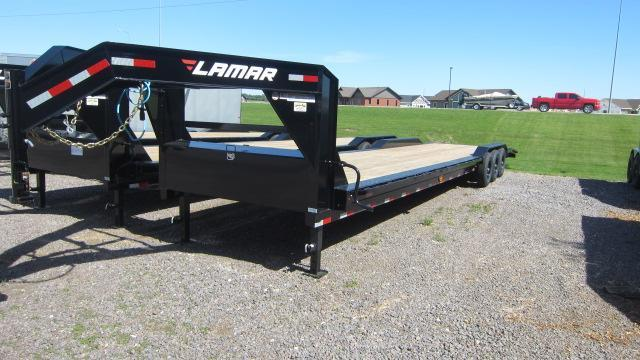 "2020 Lamar Trailers 102""X38' HD Equipment Trailer 21K"