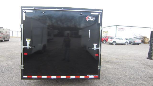 2021 AERO 8.5X28 V Enclosed Cargo Trailer