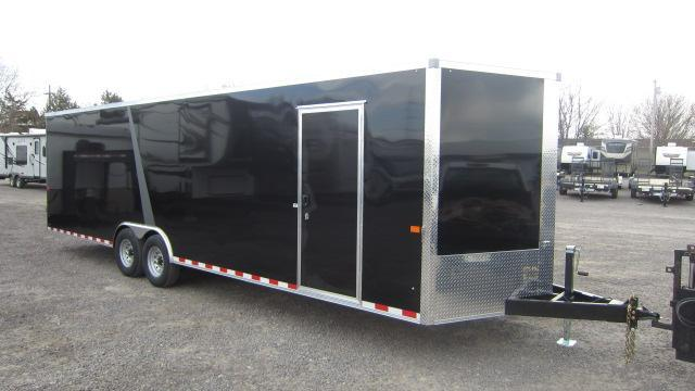 2021 AERO 8.5X28 V Enclosed Cargo Trailer