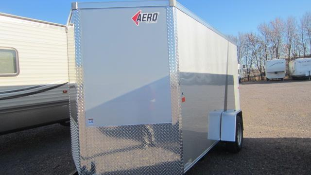 2021 AERO 6X12 V Enclosed Cargo Trailer