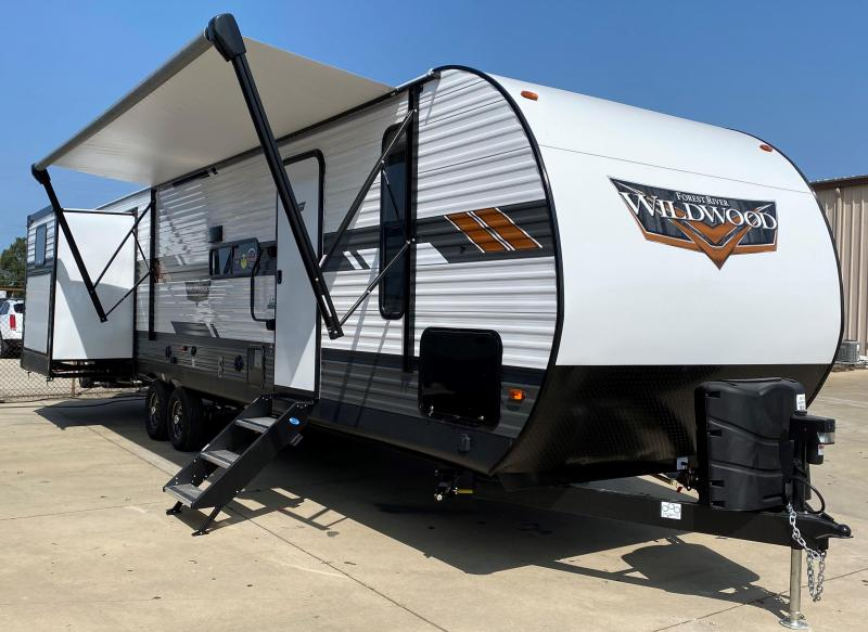 2021 Forest River Wildwood 31 KQBTS Travel Trailer RV