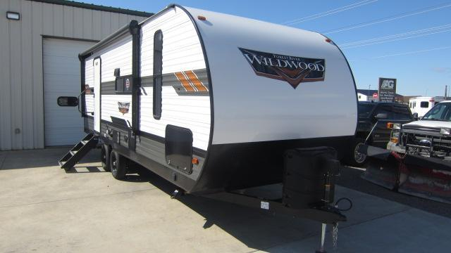 2021 Forest River Wildwood 22RBS Travel Trailer RV
