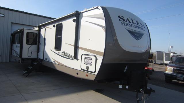2021 Forest River Salem Hemisphere 308 RL Travel Trailer RV
